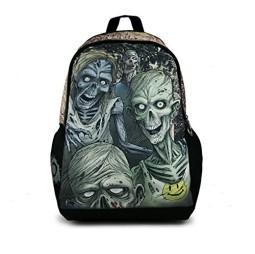 The-Walking-Dead-Zombie-Bag-Backpack-School-Bag-Luminous-version-0