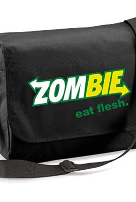 Zombie-Eat-Flesh-Subway-Style-Funny-Sayings-Novelty-Quadra-Eco-Messenger-Bag-0